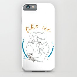 Marrow Headstrong Love iPhone Case