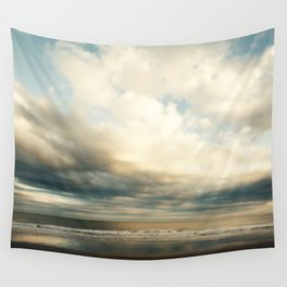 I Dream of Sea Wall Tapestry
