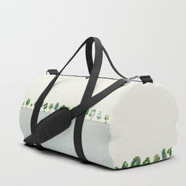 A Row Of Trees Duffle Bag
