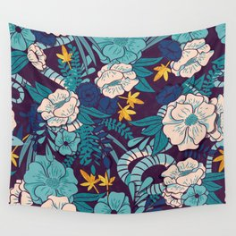 Jungle Pattern 003 Wall Tapestry
