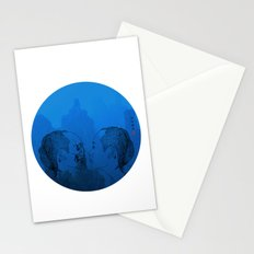 Self portrait-Another View Stationery Cards