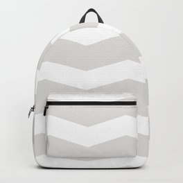 Gray waves Backpack