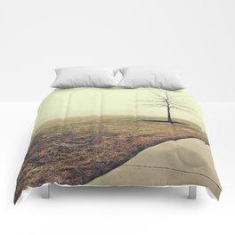 Bereft Fog Comforters