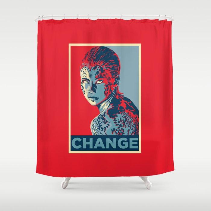 Mystique 2016 Shower Curtain
