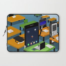 Smart Phone Laptop Sleeve