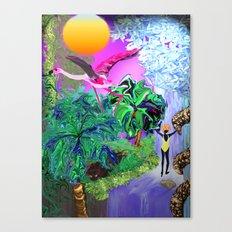 sueno orinoco Canvas Print