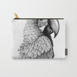 Parrot Bird Carry-All Pouch