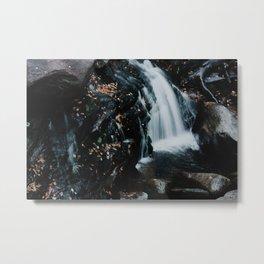 Upper Falls, South Mountain State Park Metal Print