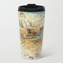 A North East Headland 1901 by Childe Hassam Travel Mug