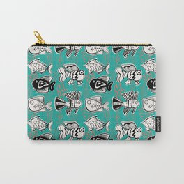 Funky Fish Carry-All Pouch
