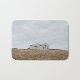 House On A Hill Bath Mat