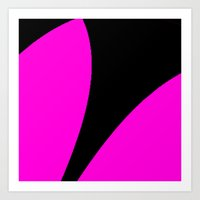 contemporary Art Prints featuring Contemporary by lillianhibiscus