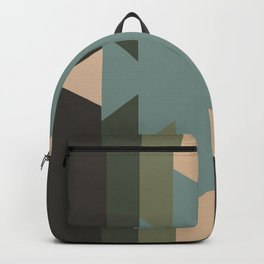 Green Star  - does it belong in the Forest or in the Space?? Backpack