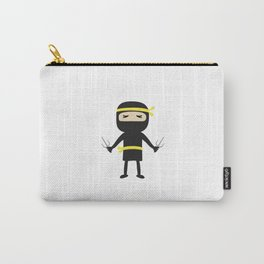 ninja with weapon Carry-All Pouch