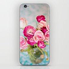 Bunches of Pink II iPhone & iPod Skin