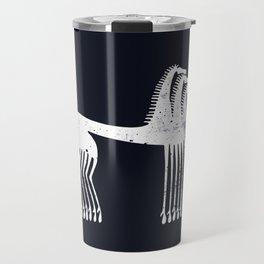 Athenian Horses Travel Mug