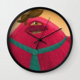 MOSTRO Wall Clock