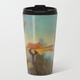 The beauty of simple things Metal Travel Mug