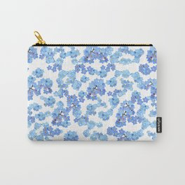 Forget me not I Carry-All Pouch