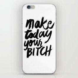 Motivation iPhone Skin