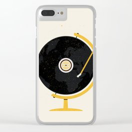 A New World Record Clear iPhone Case