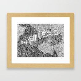 Buena Vista Framed Art Print