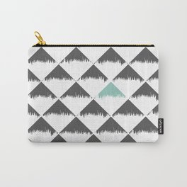 Nordic Pattern 20 Carry-All Pouch