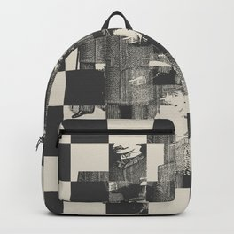Identity Theft Backpack