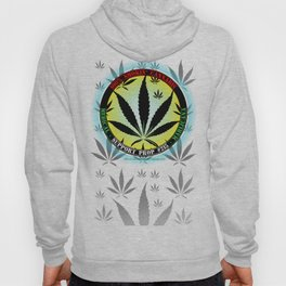 100% Smokin' Cannabis - 3 - Support Prop #215 - 100% Smokin' Cannabis Hoody