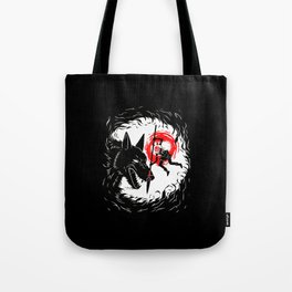 Anime Spirit Tote Bag