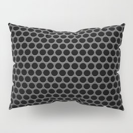 Perforated Pattern Pillow Sham