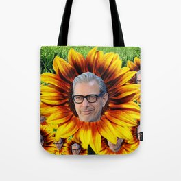 Jeff Goldbloom Tote Bag