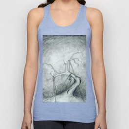 Tree Crippled by Chains Unisex Tank Top