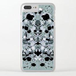 WinterWalk Clear iPhone Case