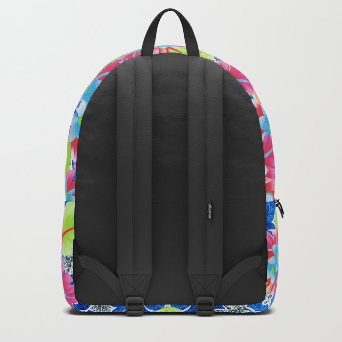 Kissing in Kona Backpack