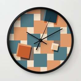 Brand New Tile Wall Clock