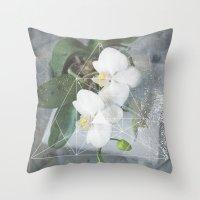 renaissance Throw Pillows featuring Renaissance by Scapen