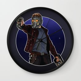 Peter Quill the Star Lord Wall Clock