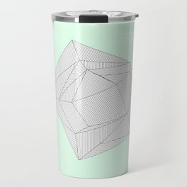 It's Only Lines Travel Mug