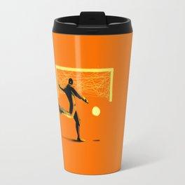 Soccer Travel Mug