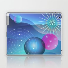 Planetary Party Laptop & iPad Skin