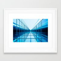 architecture Framed Art Prints featuring Architecture by GF Fine Art Photography