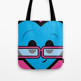 Pretty Smart Logo Tote Bag