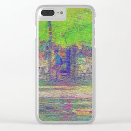 20180713 Clear iPhone Case