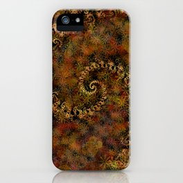 From Infinity - Autumn iPhone Case