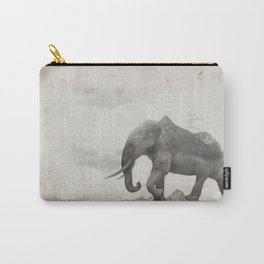 Rocky Elephant Carry-All Pouch