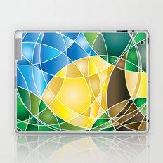 Mosaic Sunrise Laptop & iPad Skin