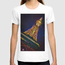 Sapporo TV Tower 9:30 - Sapporo , Hokkaido - Japan T-shirt