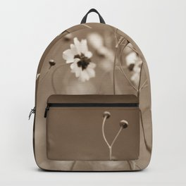 Yesterday with the wildflowers Backpack