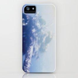 California Blur iPhone Case